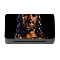 Jesus Christ Sculpture Photo Memory Card Reader with CF