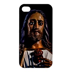 Jesus Christ Sculpture Photo Apple iPhone 4/4S Hardshell Case