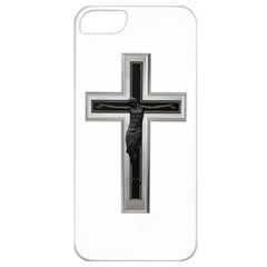Christian Cross Apple Iphone 5 Classic Hardshell Case