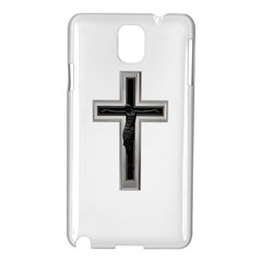 Christian cross Samsung Galaxy Note 3 N9005 Hardshell Case