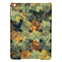 Stars circles and squares Apple iPad Air Hardshell Case