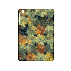 Stars circles and squares Apple iPad Mini 2 Hardshell Case