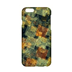 Stars circles and squares Apple iPhone 6 Hardshell Case