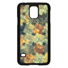 Stars Circles And Squaressamsung Galaxy S5 Case