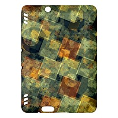 Stars circles and squares	Kindle Fire HDX Hardshell Case