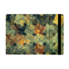 Stars Circles And Squares	apple Ipad Mini 2 Flip Case