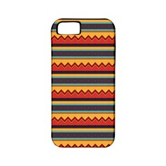 Waves and stripes pattern Apple iPhone 5 Classic Hardshell Case (PC+Silicone)