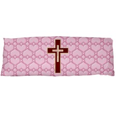 Red Christian cross Body Pillow Case (Dakimakura)