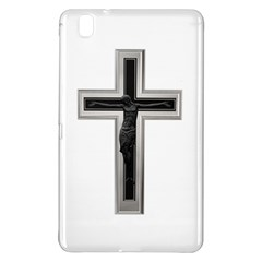 Red Christian Cross Samsung Galaxy Tab Pro 8 4 Hardshell Case