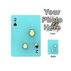 Bright Ideas Playing Cards 54 (Mini)