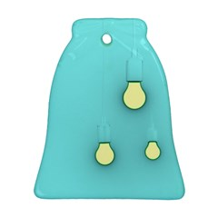 Bright Ideas Bell Ornament (2 Sides)