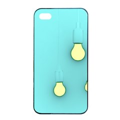 Bright Ideas Apple iPhone 4/4s Seamless Case (Black)