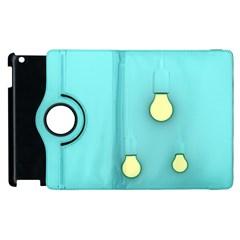 Bright Ideas Apple iPad 3/4 Flip 360 Case