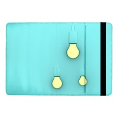 Bright Ideas Samsung Galaxy Tab Pro 10.1  Flip Case