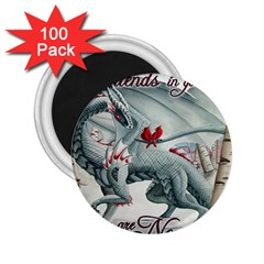 Lady Of The Fores Sts 2.25  Magnets (100 pack)
