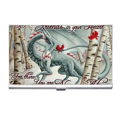 Lady Of The Fores Sts Business Card Holders