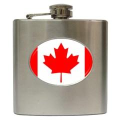 Style 1 Hip Flask (6 oz)