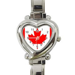 Style 1 Heart Italian Charm Watch