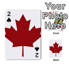 Style 2 Playing Cards 54 Designs