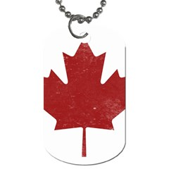 Style 3 Dog Tag (One Side)