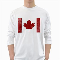 Style 3 White Long Sleeve T Shirts