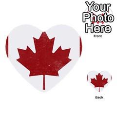 Style 3 Multi Purpose Cards (heart)