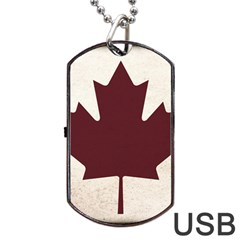 Style 4 Dog Tag Usb Flash (two Sides)