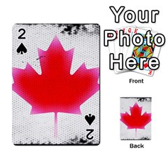 Style 5 Playing Cards 54 Designs