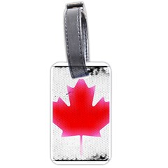 Style 5 Luggage Tags (One Side)