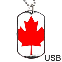 Style 6 Dog Tag USB Flash (Two Sides)