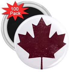 Style 8 3  Magnets (100 pack)