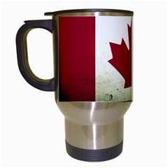 Style 9 Travel Mugs (White)