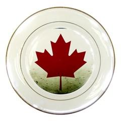 Style 9 Porcelain Plates