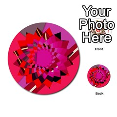 Geo Fun 11 Multi-purpose Cards (Round)