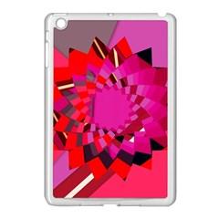 Geo Fun 11 Apple iPad Mini Case (White)