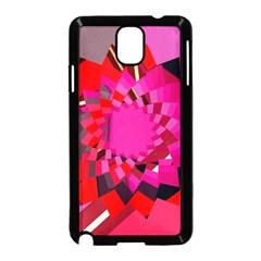 Geo Fun 11 Samsung Galaxy Note 3 Neo Hardshell Case (Black)