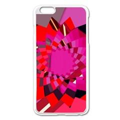 Geo Fun 11 Apple Iphone 6 Plus/6s Plus Enamel White Case