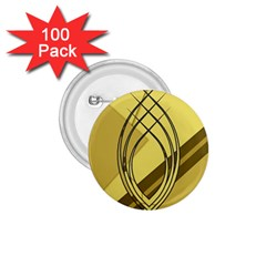 Geo Fun 12 1.75  Buttons (100 pack)