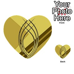 Geo Fun 12 Multi-purpose Cards (Heart)