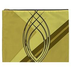 Geo Fun 12 Cosmetic Bag (XXXL)