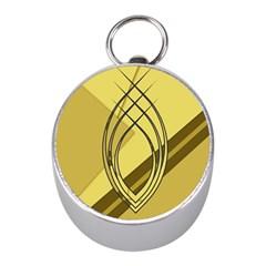 Geo Fun 12 Mini Silver Compasses