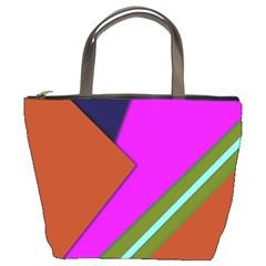 Geo Fun 13 Bucket Bags