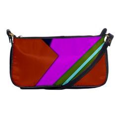 Geo Fun 13 Shoulder Clutch Bags