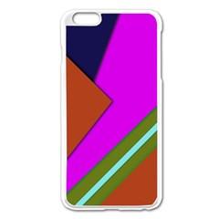 Geo Fun 13 Apple Iphone 6 Plus/6s Plus Enamel White Case