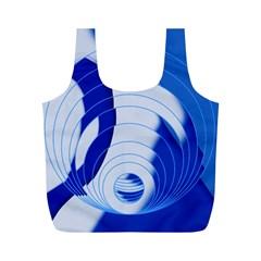Geo Fun 14 Full Print Recycle Bags (m)
