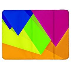 Geo Fun 15 Samsung Galaxy Tab 7  P1000 Flip Case