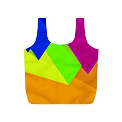 Geo Fun 15 Full Print Recycle Bags (S)