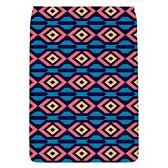 Rhombus  pattern Removable Flap Cover (S)