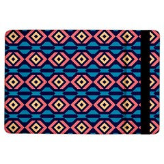 Rhombus  Pattern	apple Ipad Air Flip Case