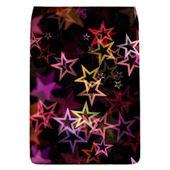 Sparkly Stars Pattern Flap Covers (S)